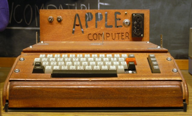Steve Wozniak's Apple 1