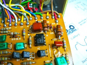 Boss sd1 sd-1 overdrive mods 11