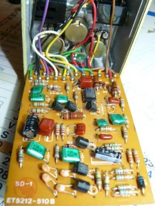 Boss sd1 sd-1 overdrive mods 12
