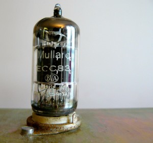 12AX7 Mullard Kelly Amp Head Tube