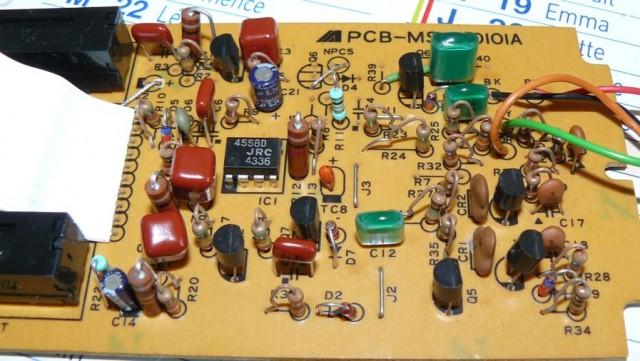 Ibanez MSL Metal Screamer vintage modded TS808 15