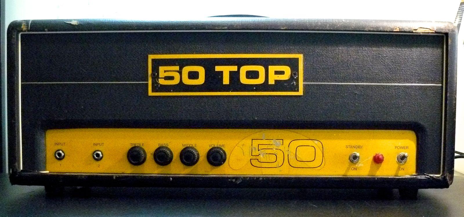 Carlsbro-50TOP