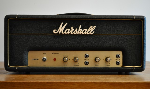 Marshall PA 20 1917 frontface