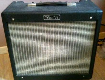 Fender Blues Junior Mods | It-11 Audio / Tonegeek