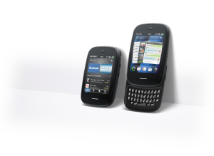 HP Veer webos palm