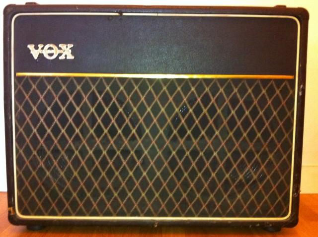 Vox AC30 1968