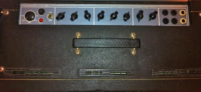 Vox AC30 1968 Grey Panel