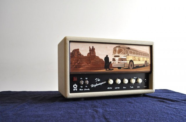 IT-11 Audio Highwayman amp