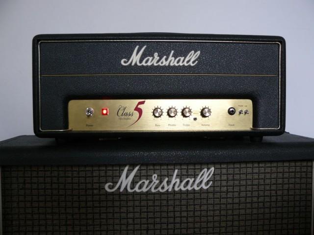Marshall Class 5 Modded