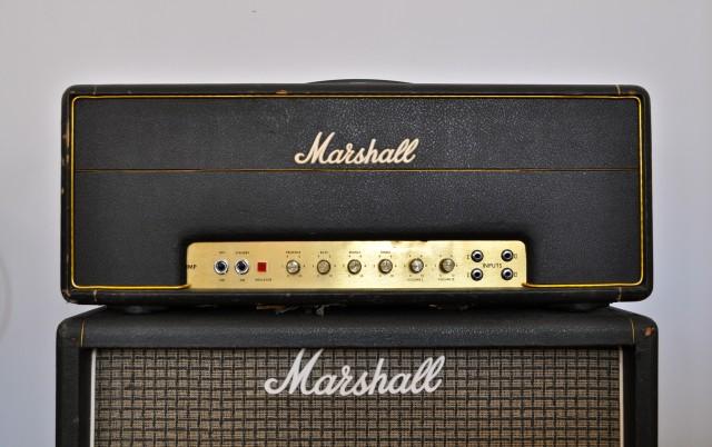 Marshall JMP 50 1987 MetalFace