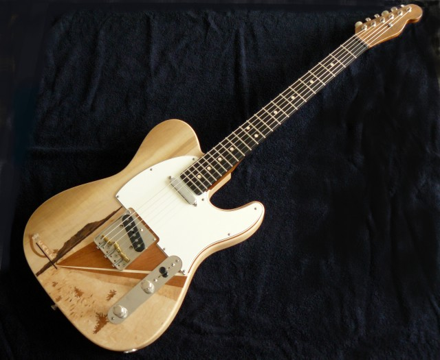 warmoth telecaster route 66