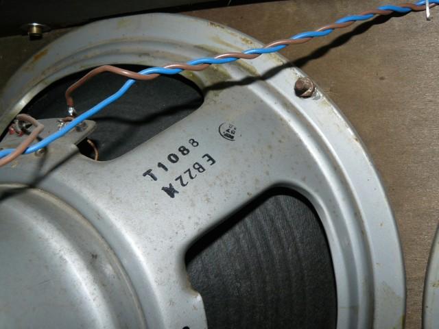 Vox AC30 1968 Loudspeaker T1088