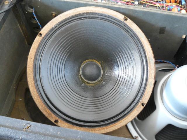 Vox AC30 1968 Loudspeaker Face 1
