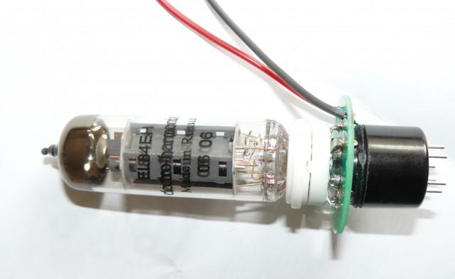 Bias probe for EL84