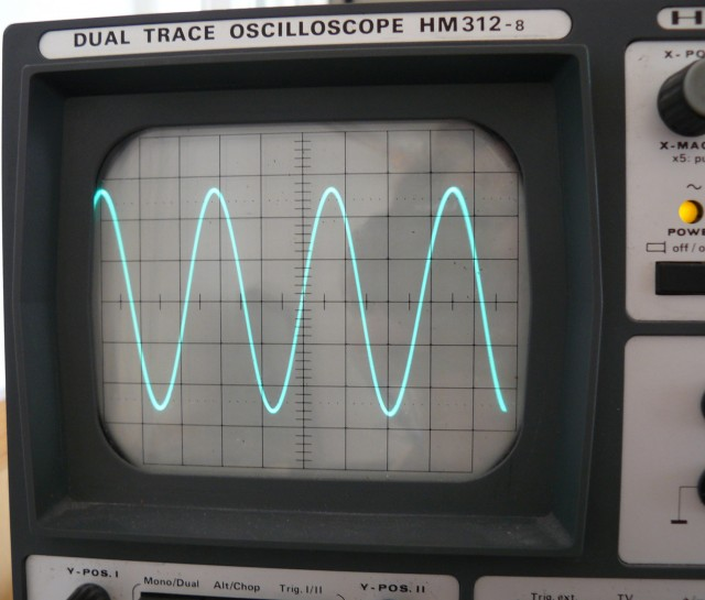 EL34 Grid : 60Vcc