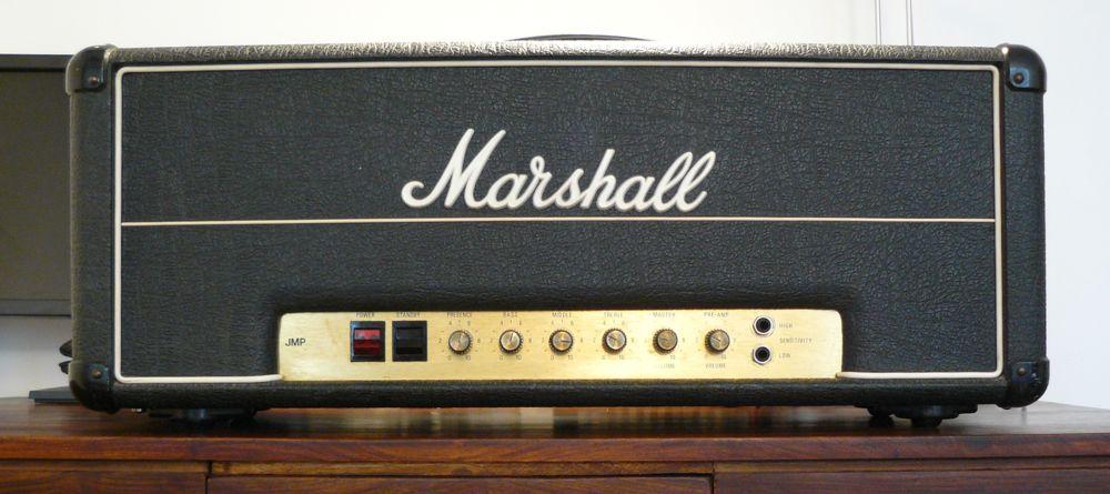 Marshall JMP 2203 | It-11 Audio / Tonegeek