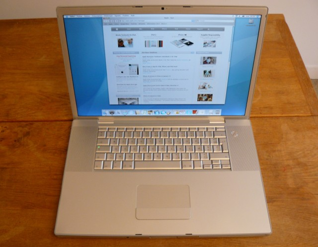 Apple Mac Book Pro 2