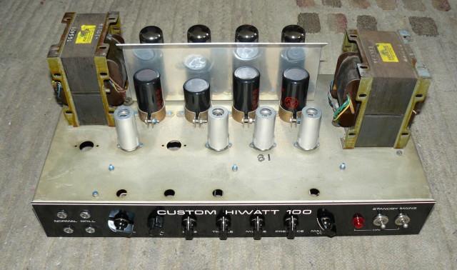 Hiwatt DR103 recapped 2