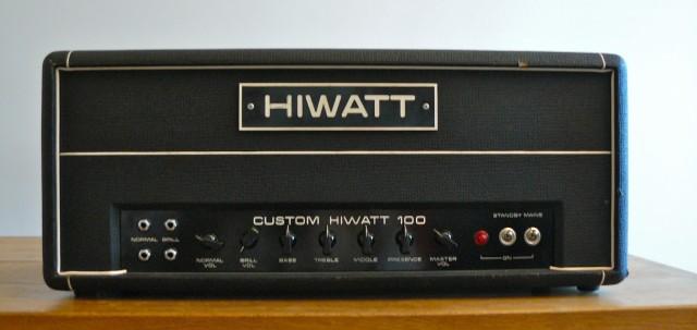 Hiwatt DR103 done !