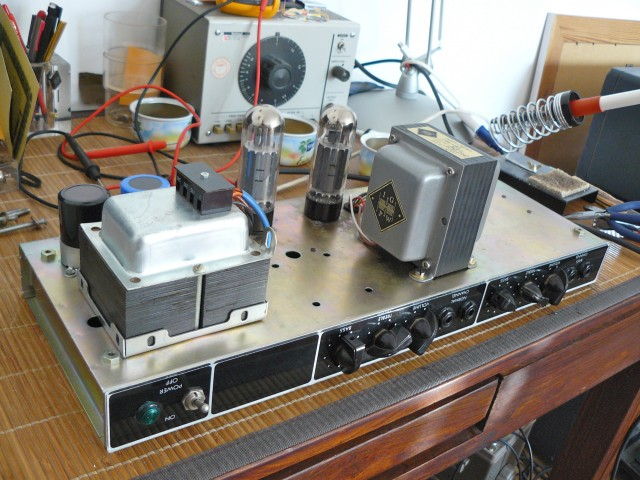 Kelly amp shinrock IGPW transformer OT