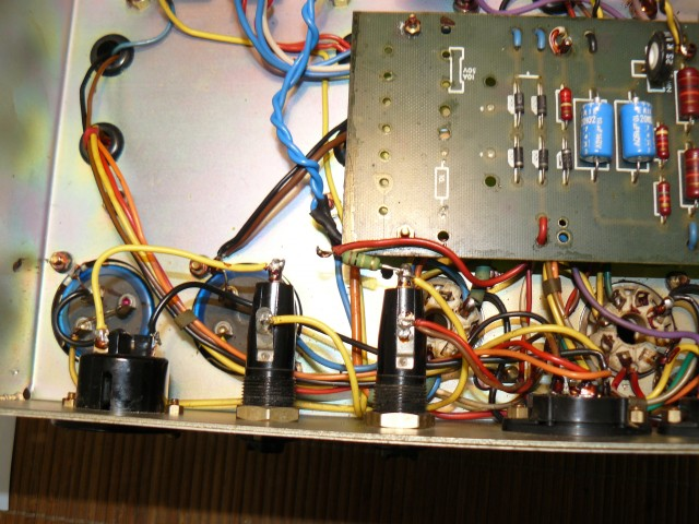 Marshall JMP50 JMP 50 1987 reforming caps