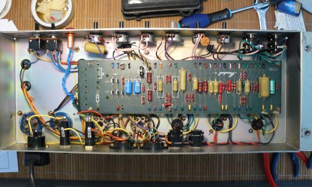 Marshall JMP50 JMP 50 1987 PCB2