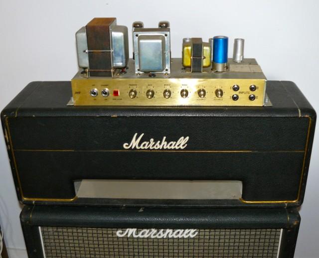 Marshall JMP50 JMP 50 1987