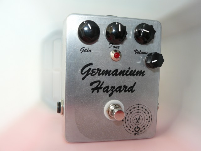 IT-11-Audio Germanium Hazard Boost-OD AC128