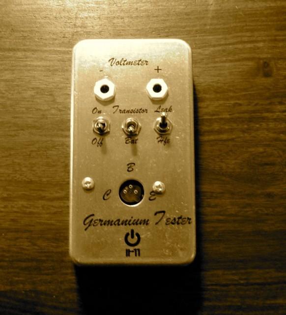 AC128 PNP germanium transistor