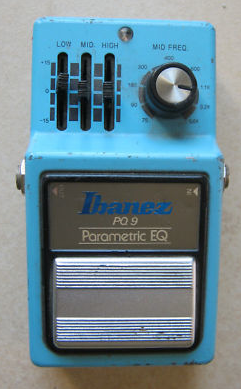 Japan Ibanez PQ9