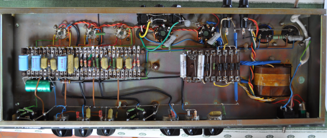 Kelly 50 Head amp PTP