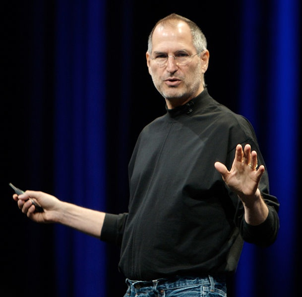 Steve Jobs resigns CEO Apple chairman