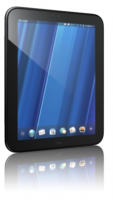 TouchPad HP Tablet