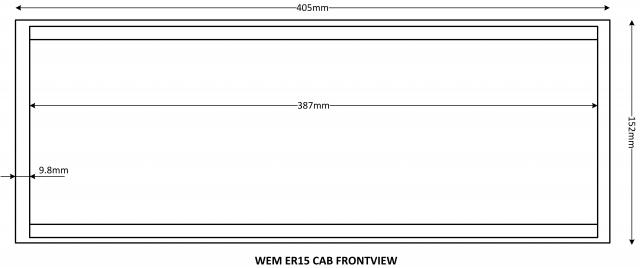 WEM Front schematic