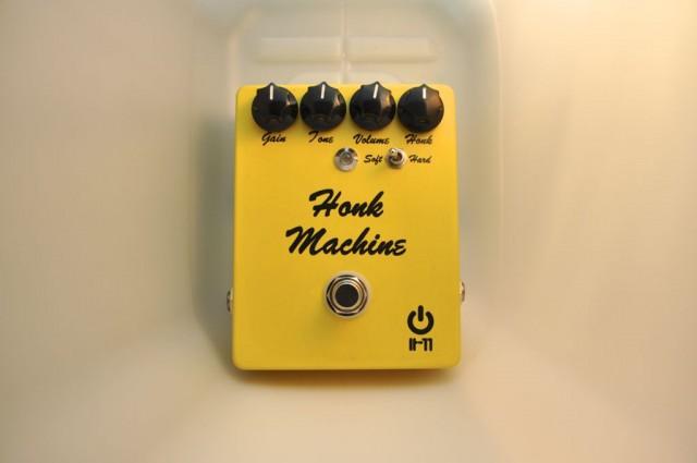 Yellow Honk Machine