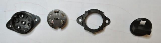 Marshall JMP50 vintage impedance selector 1