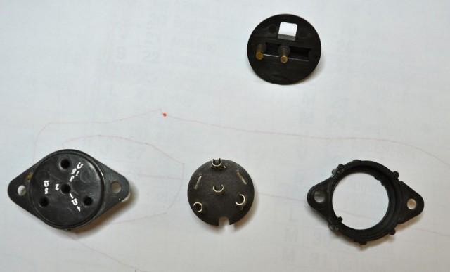 Marshall JMP50 vintage impedance selector 2