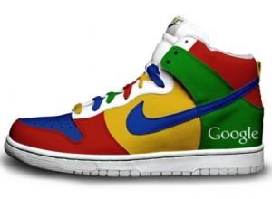 google sneaker