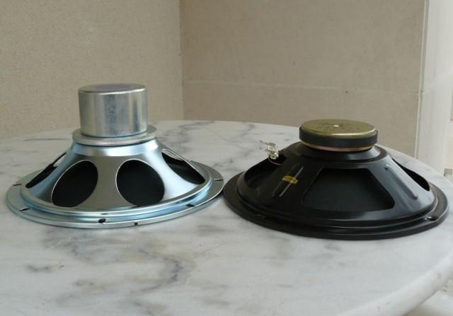 Weber loudspeaker