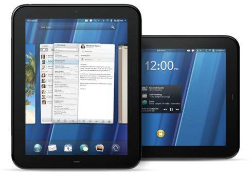 HP touchpad webos open source